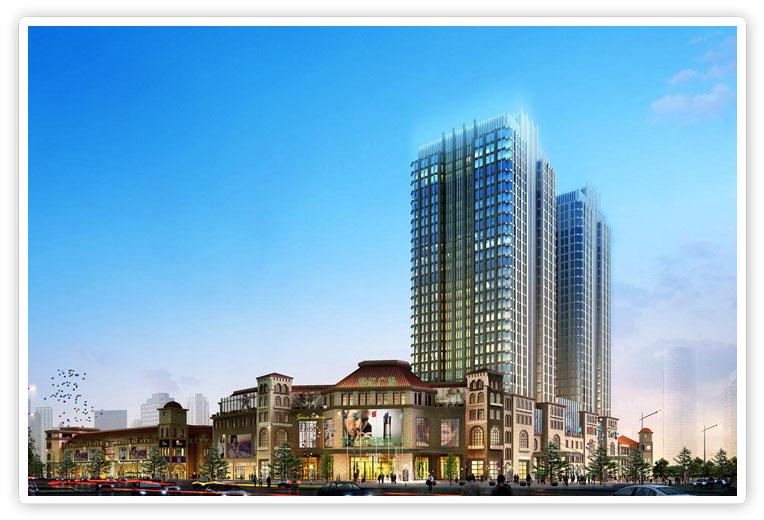 大厦 建筑 平面图 764_520